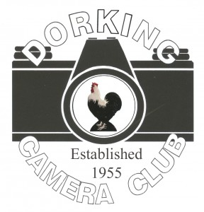 Dorking Camera Club Logo
