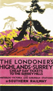 London Transport Poster