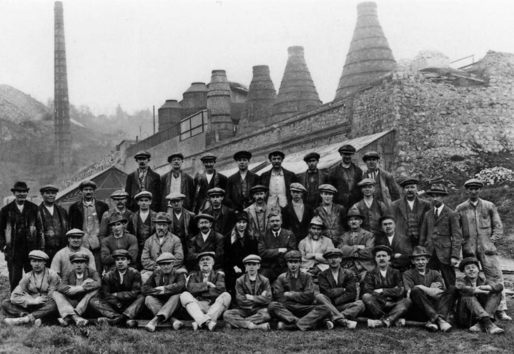 Betchworth Lime Works mid-1920s
