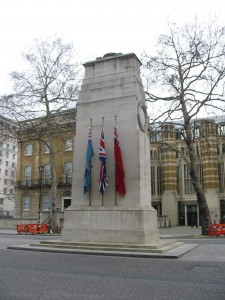 Cenotaph, Whitehall, London