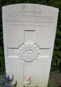 GLEDSTANES photo of grave