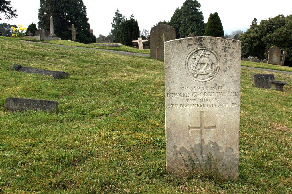 Private George Taylor