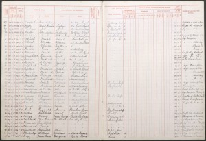 Job Tickner St. Martin's Register 1907 © findmypast.co.uk