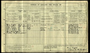 William Henry Ruffell 1911 Census © Ancestry.co.uk