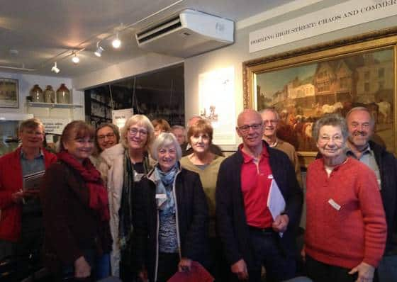 Dorking Museum Volunteers