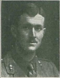 Maurice Pretyman © British Army