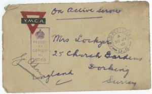 Bert Envelope