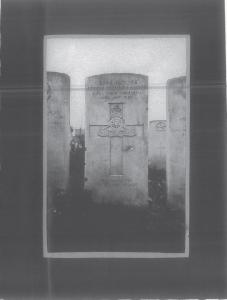 Arthur William Lockyer Grave