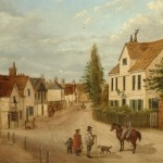 John Beckett, Clarendon House, West Street, Dorking