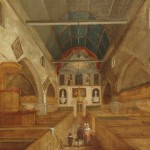John Beckett, St Martin's Medieval Nave