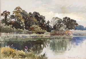 WW Caffyn, Chilworth Pond