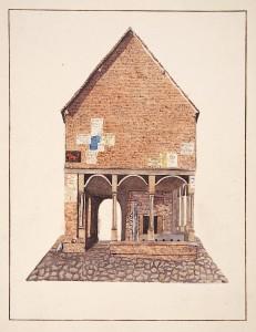 WW Caffyn, Market House, High Street, East View