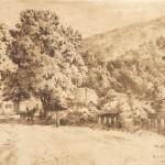 Charles Collins, Burford Bridge