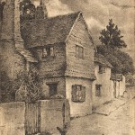 Charles Collins, Pear Tree Cottage, Dene Street, Dorking