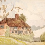 WH Dinnage, Crooked House, Milton St, Westcott