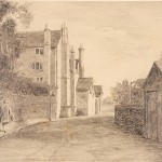 WH Dinnage, St Martin's Vicarage, Westcott Road