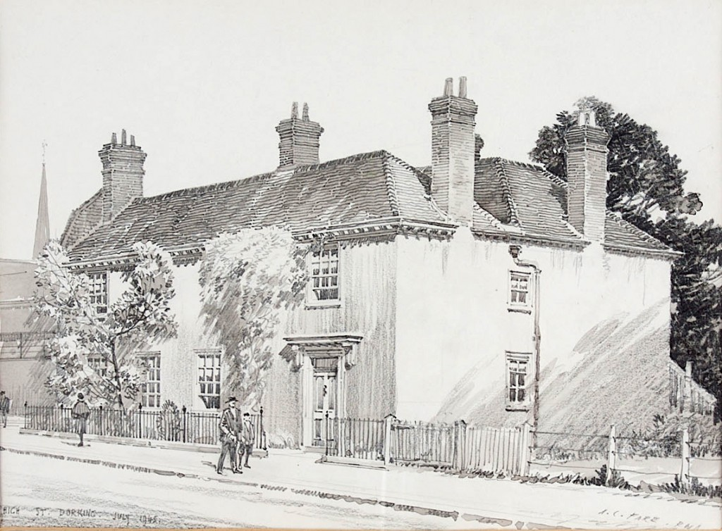 AC Fare, Old House, High Street