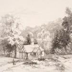 JD Harding, Bury Hill House