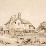 JD Bury, Bury Hill House
