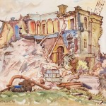 Dorothy Parsons, Destruction of Deepdene House