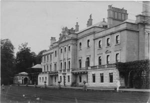 Bury Hill House