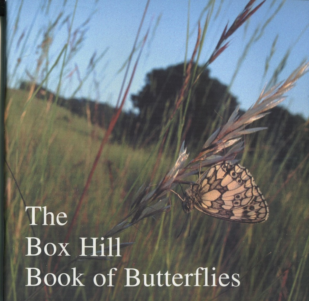 The Box Hill Book of Butterflies
