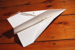 Paper Plane Competition - Dorking Museum & Heritage Centre