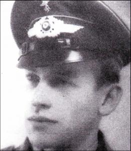 Unteroffizier Gerhard Straube
