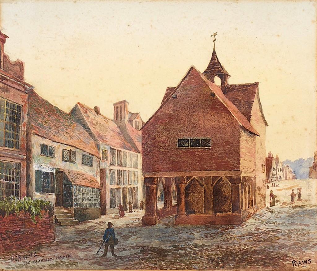 Philip Daws, Market House