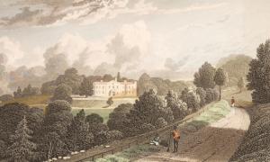 Denbies by JP Neale. 1829