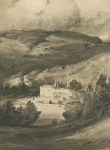 Juniper Hall by Dibden c. 1844