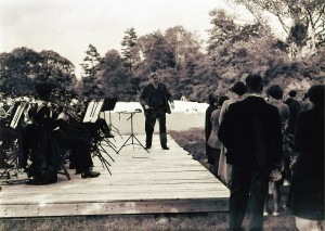 Vaughan Williams at Abinger Pageant