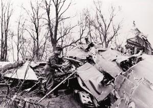 Bomber at Parsonage Lane