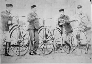 Dorking Cyclists