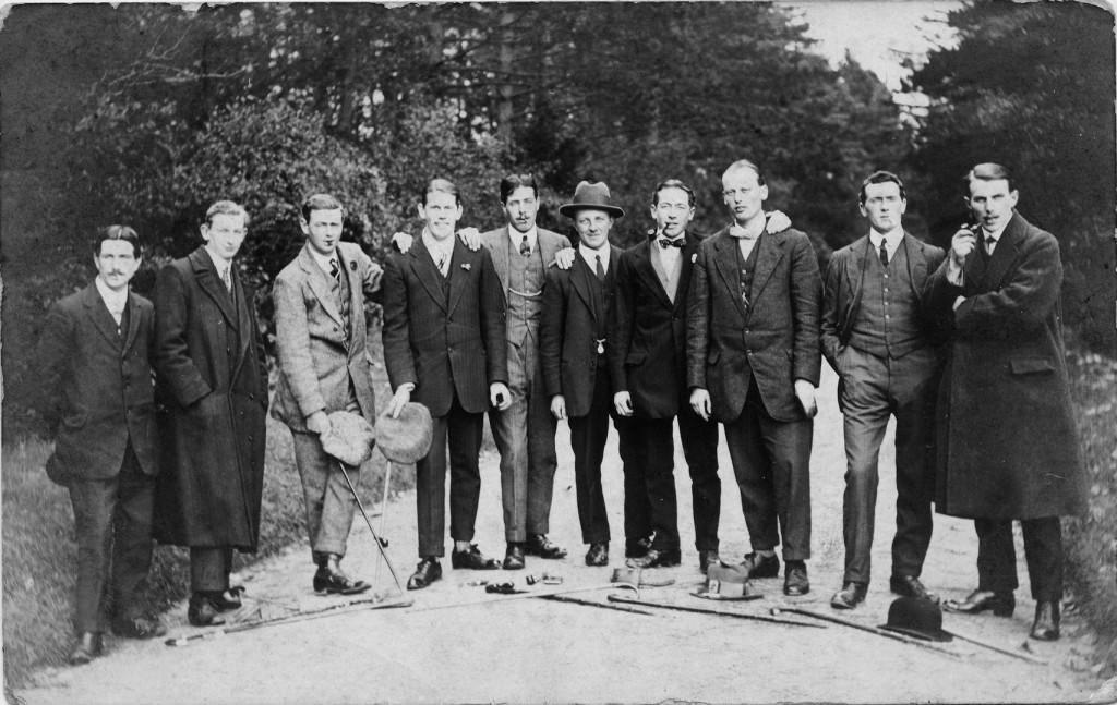 Walking Group on Ranmore