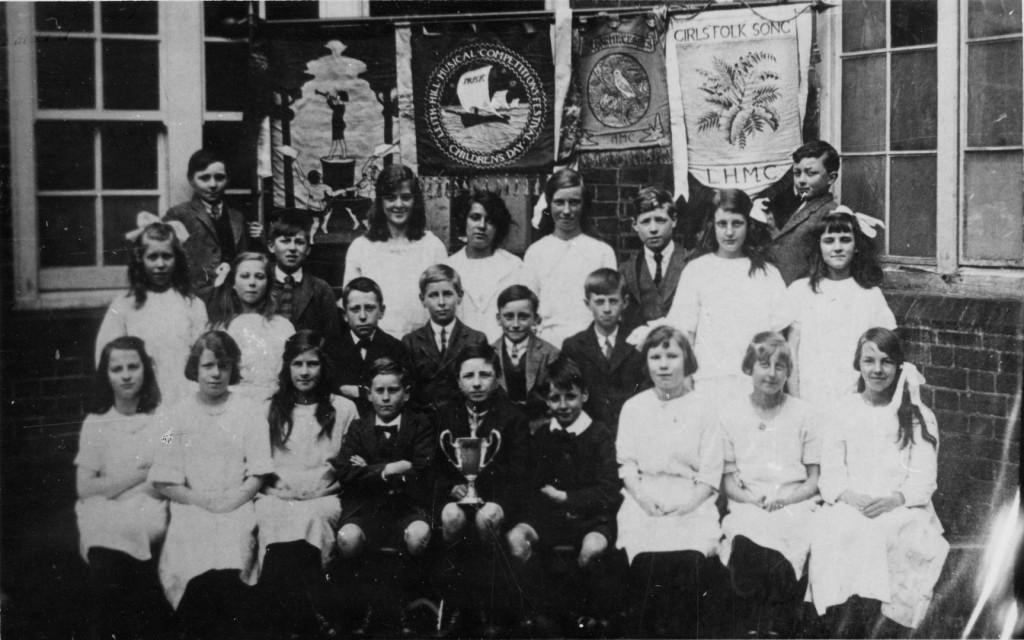 Westcott Children's Choir 1925