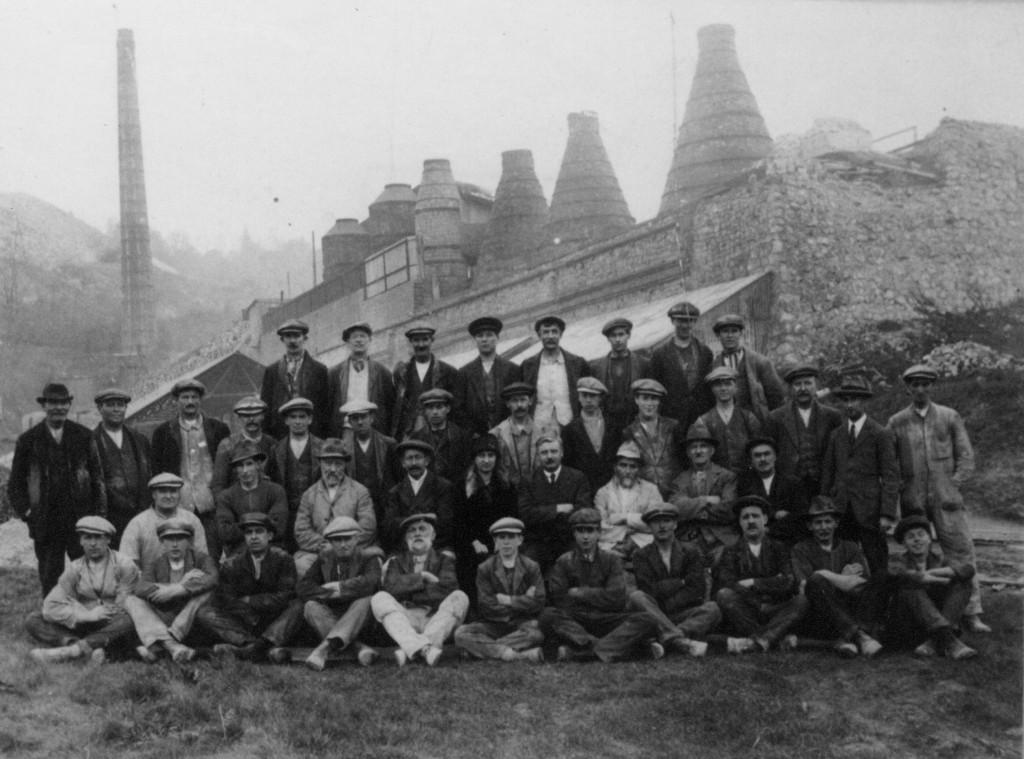 Clay workforce 1930's