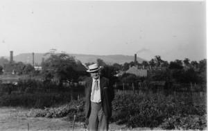 Vaughan WIlliams at White Gates