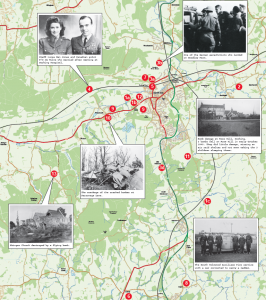 Incident map