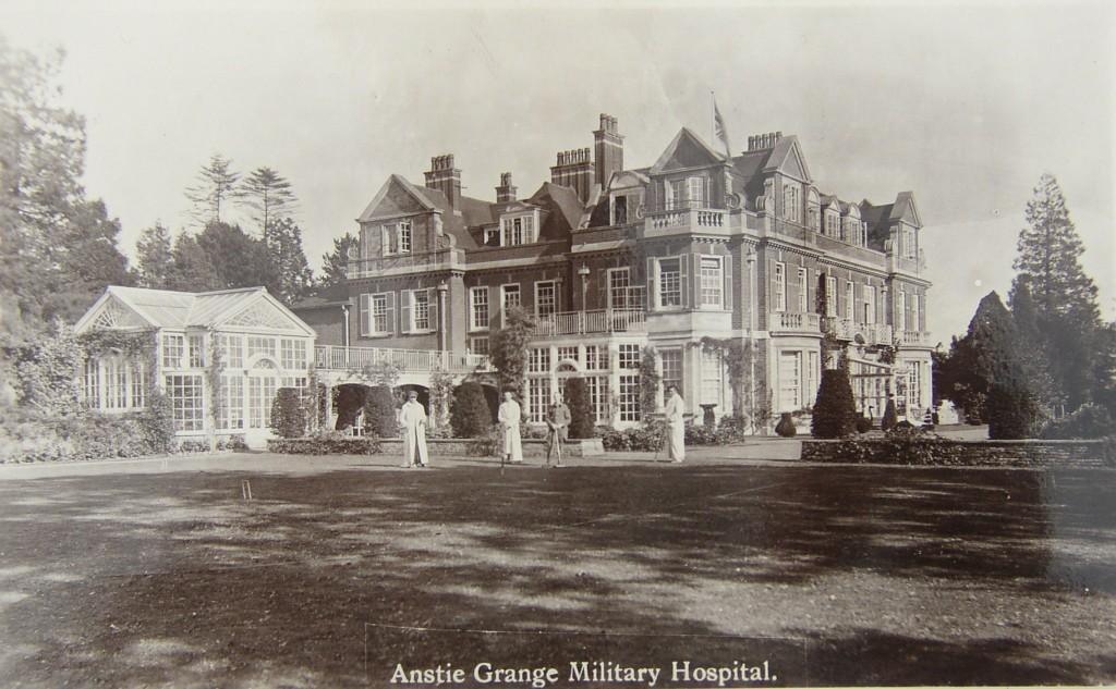 Anstie Grange