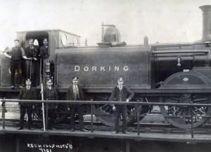 London to Brighton Railway