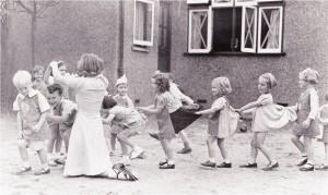 Dorking Nursery School 1939