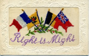 Philip John Wood Baxter 1916 Postcard © Peter Davidson