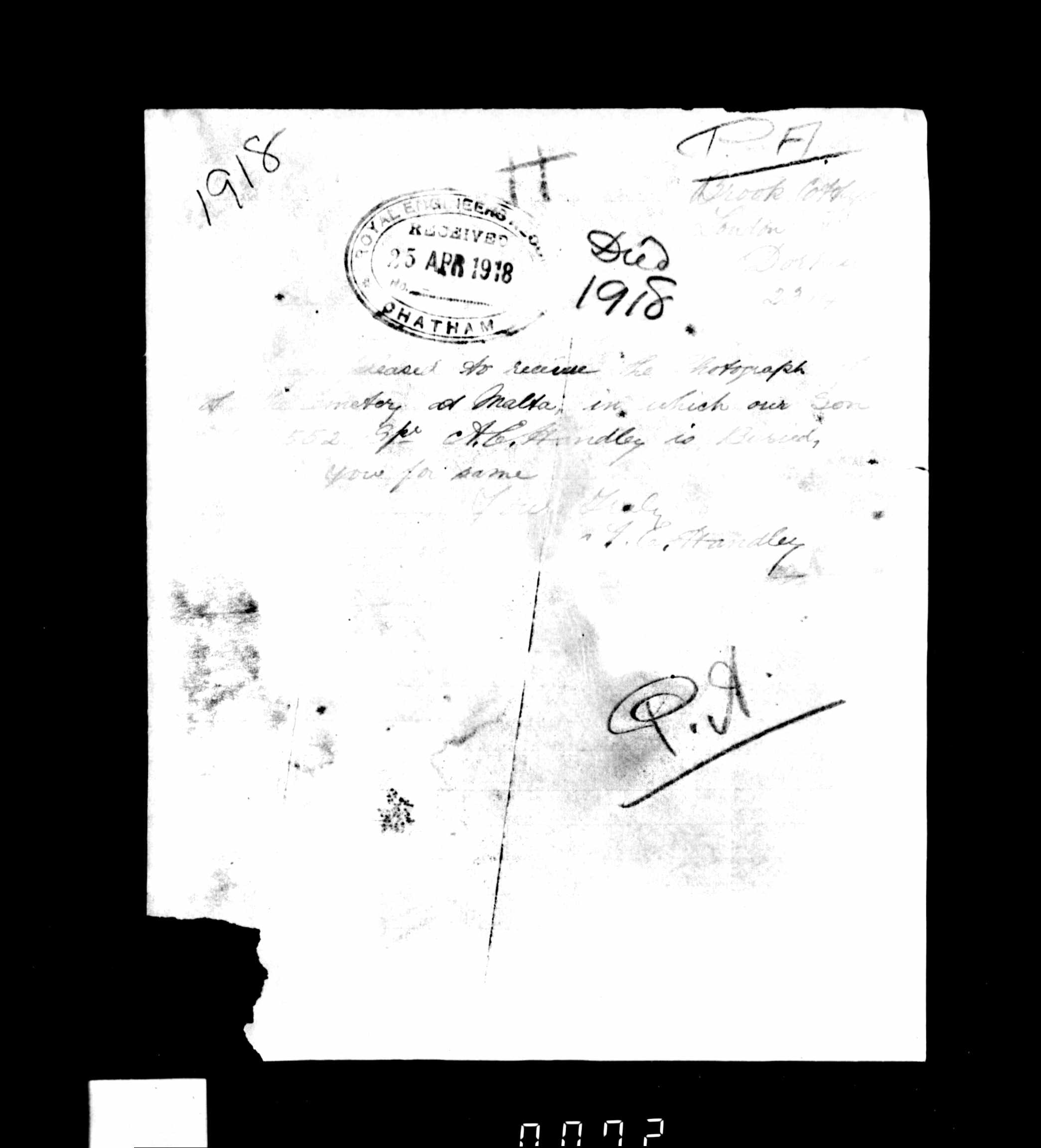 albert ernest handley army service records pt  4 � territorial force  attestation ancestry co uk