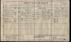 Alfred Roser 1911 Census © findmypast.co.uk