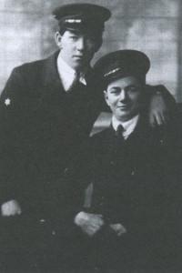 Alfred and Reginald Wooltorton
