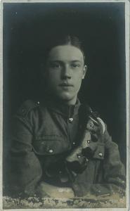 Gunner Arthur William 'Willie' Lockyer
