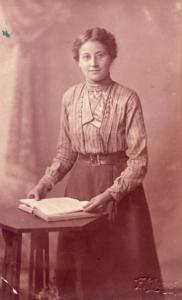 Clara Friday - © Ancestry.co.uk