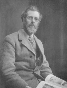 G.E. Collins in 1927