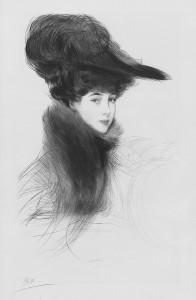 Conseulo, Duchess of Marlborough © Allinson Gallery